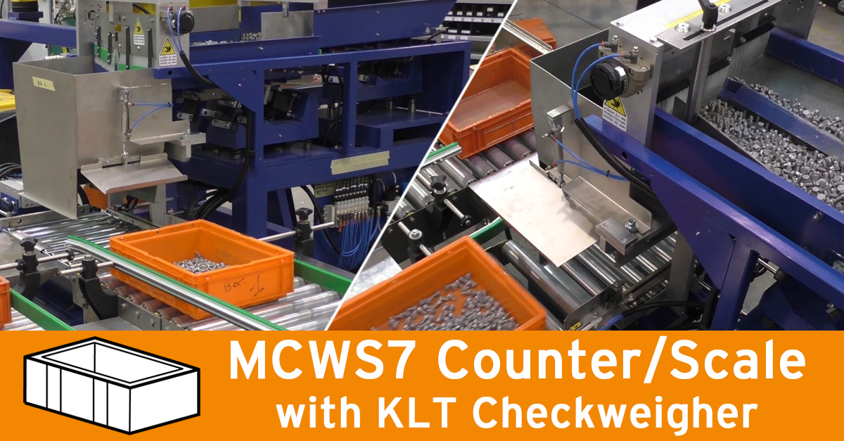 Video - MCWS7 for screws