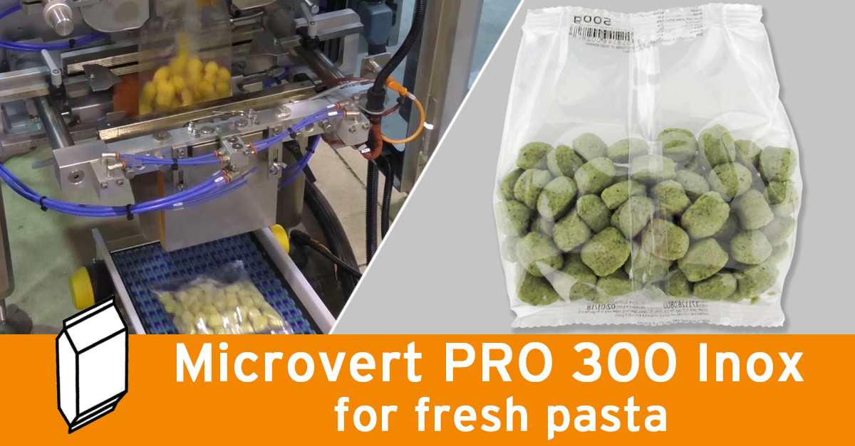 Video - Gnocchi packaging