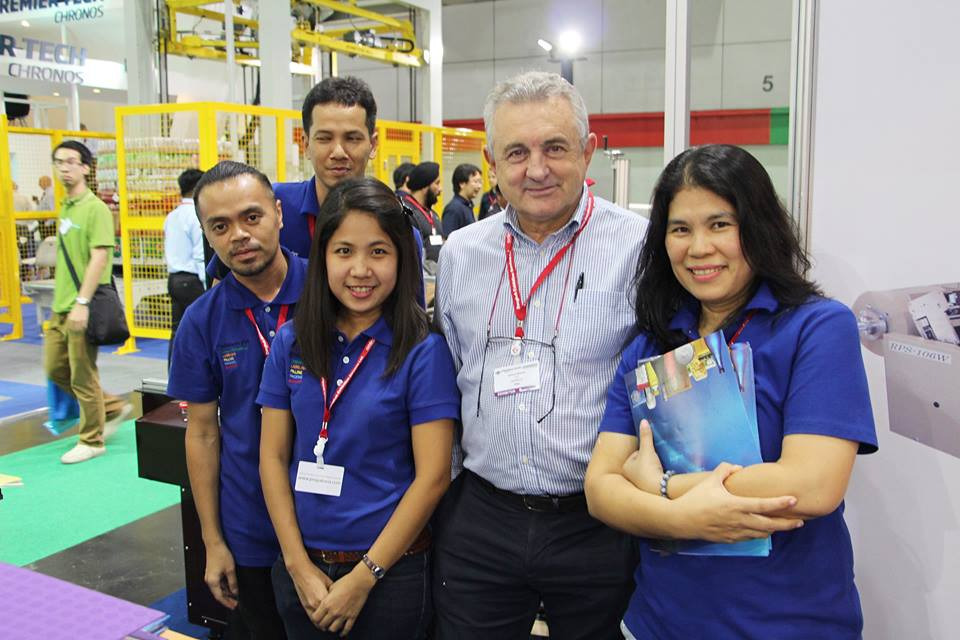Imanpack Packaging and PT ASIA, Authorized Distributor in Thailand is exhibiting at ProPak Asia 2015!