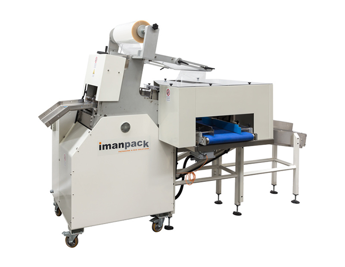 Automatic Inclined Wrapper