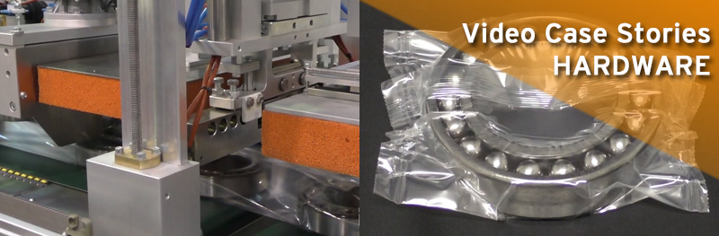HARDWARE Video Case Stories Servoflex for bearings