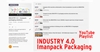 Playlist INDUSTRIA 40 sul canale Youtube di ImanpackItaly